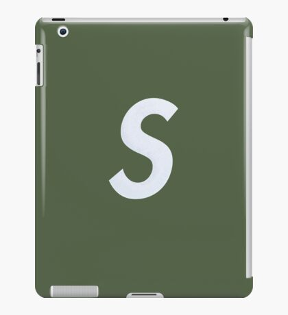 Olive S Media Cases, Pillows, and More. iPad Case/Skin