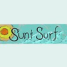 Sun and Surf  by Casey Virata