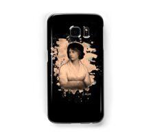 Mary Shelley (Wollstonecraft) Tribute (burnt) Samsung Galaxy Case/Skin