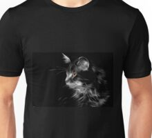 Cat By Night Unisex T-Shirt