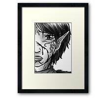 Merril Framed Print