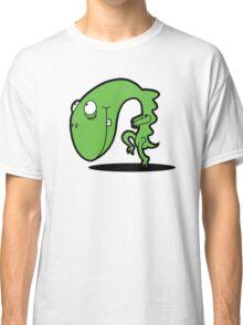 Creeping Lizard at Dusk Classic T-Shirt