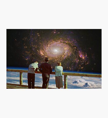In a Galaxy far away Photographic Print