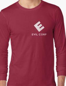 Evil corp Long Sleeve T-Shirt