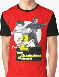 Champions of Death Graphic T-Shirt