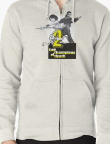 Champions of Death Zipped Hoodie