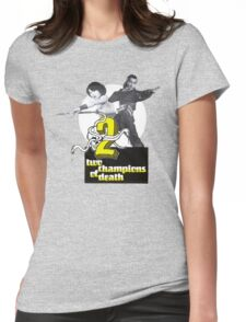 Champions of Death Womens Fitted T-Shirt