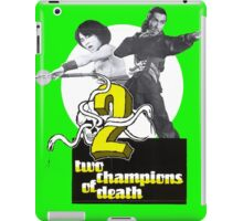 Champions of Death iPad Case/Skin