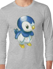 Piplup Long Sleeve T-Shirt