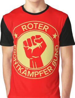 Roter Frontkämpferbund Graphic T-Shirt