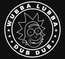 Rick and Morty - Wubba Lubba Dub Dub! by Dazeh