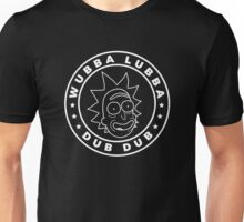Rick and Morty - Rick Sanchez - Wubba Lubba Dub Dub! Unisex T-Shirt