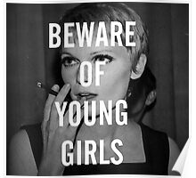 Beware of Young Girls Poster