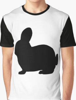 Rabbit Graphic T-Shirt