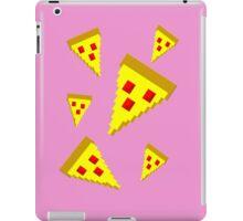 Pixel Pizza (P) iPad Case/Skin