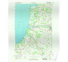 New York NY Pulaski 129193 1956 24000 Poster