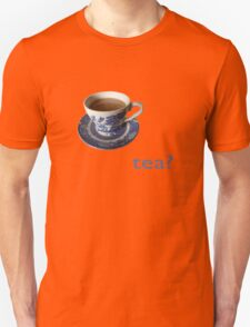 Willow pattern tea cup T-Shirt