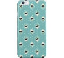 Black Hearts iPhone Case/Skin