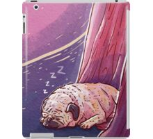 Sleepin' Pug iPad Case/Skin