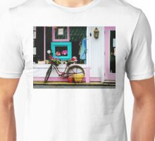 Bicycle by Antique Shop Unisex T-Shirt