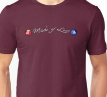 Made of Love 2.0 Unisex T-Shirt