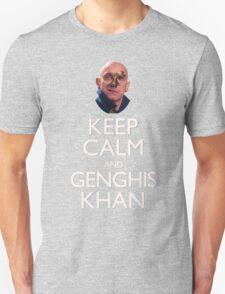 Keep Calm and Genghis Khan T-Shirt