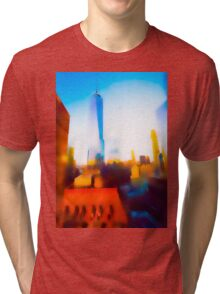 One World Trade Center Tri-blend T-Shirt