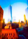 One World Trade Center by borstal