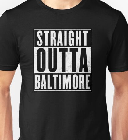 Baltimore Unisex T-Shirt