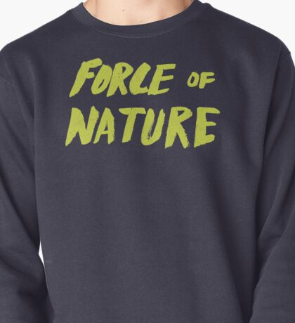 Force of Nature x Cloud Forest Pullover
