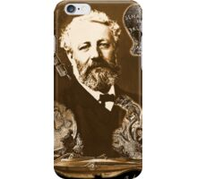 Jules Verne Tribute iPhone Case/Skin