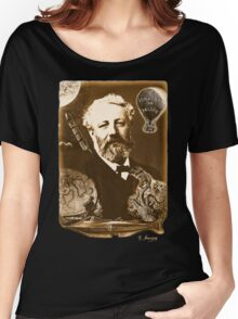 Jules Verne Tribute Women's Relaxed Fit T-Shirt