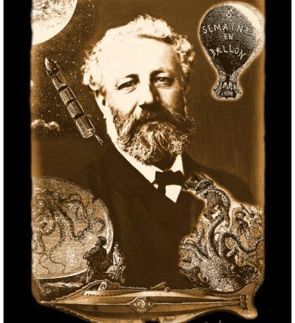 Jules Verne Tribute Sticker