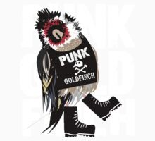 Punk goldfinch One Piece - Short Sleeve