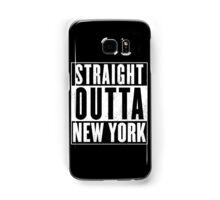 New York Samsung Galaxy Case/Skin