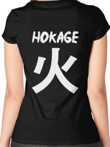 Hokage Women's Fitted Scoop T-Shirt