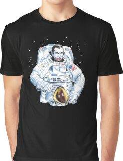 Space Dracula Graphic T-Shirt
