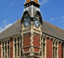Wareham Town Hall Sticker
