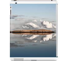 Island-Clouds-Water iPad Case/Skin