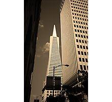 San Francisco - Transamerica Pyramid Building Photographic Print