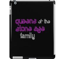 QOTSA Fam gear iPad Case/Skin
