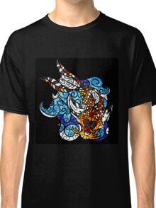 Koi Splash Classic T-Shirt