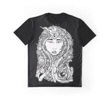 Cosmic Flesh Goddess  Graphic T-Shirt