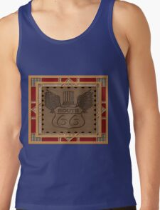 Route 66 america highway USA historic T-Shirt