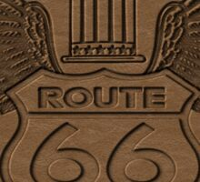 Route 66 america highway USA historic Sticker