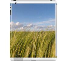 Grass sky iPad Case/Skin
