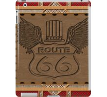 Route 66 america highway USA historic iPad Case/Skin