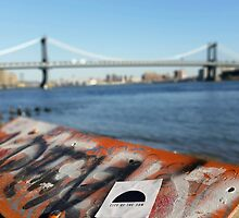 Brooklyn Graffiti Focus by Will-buy23