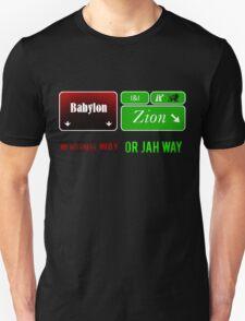 Jah Way T-Shirt