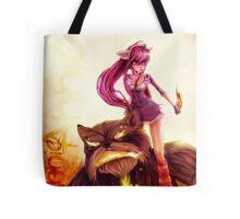 Adult Annie League of Legends Tote Bag